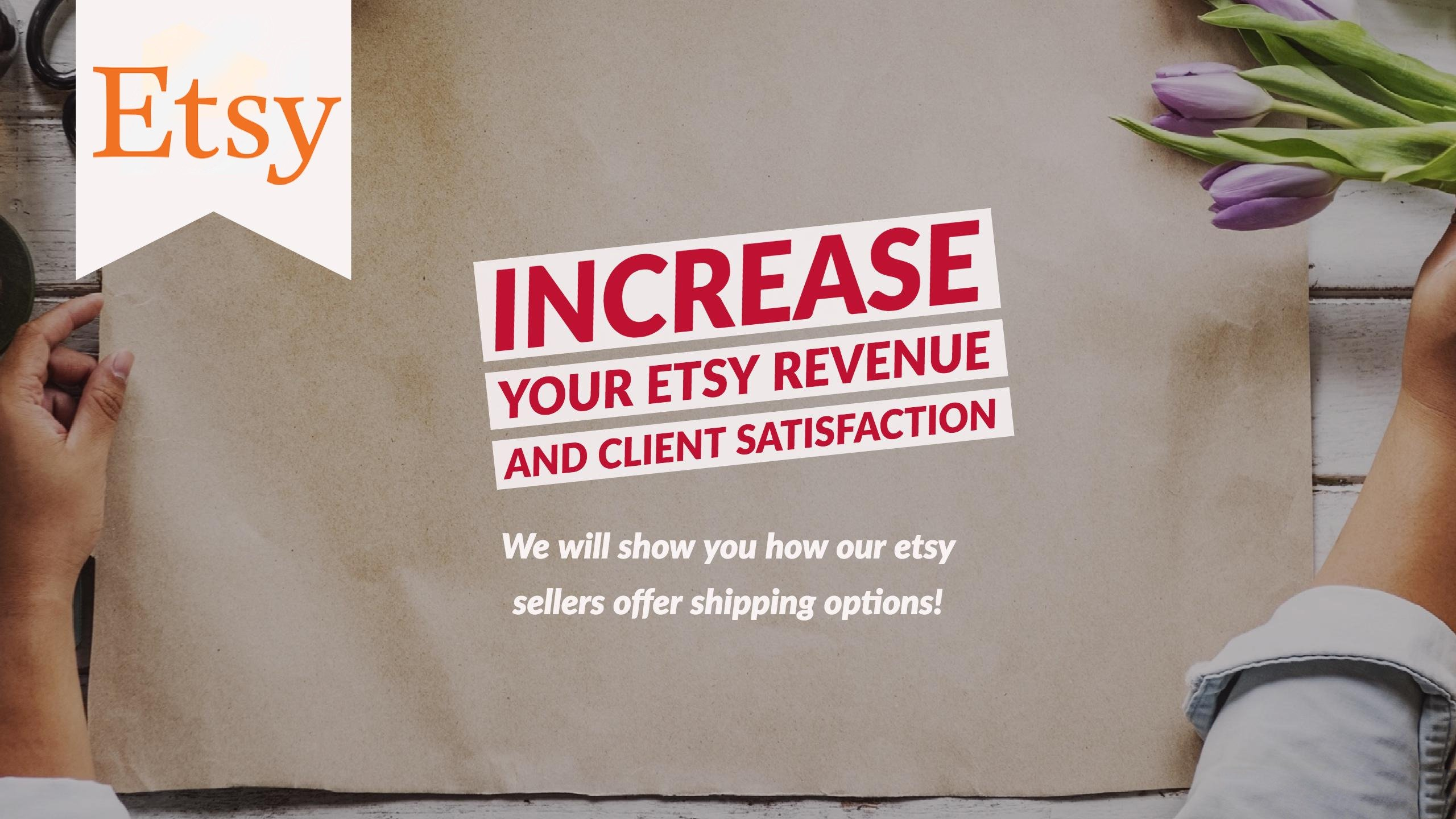 What shipping option is best etsy